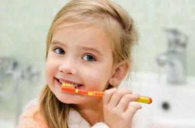 Higiene e saúde na infância