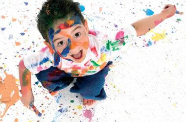 O lúdico e a aprendizagem na vida das crianças