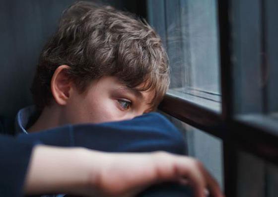 Criança com pensamentos suicida (setembro amarelo)