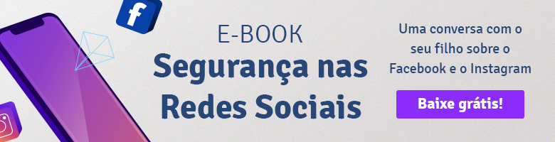 Ebook segurança nas redes sociais, disponível para download