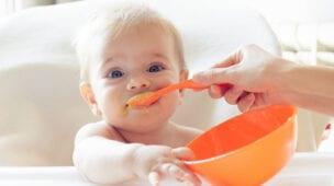 Educa Pais - Introdução Alimentar